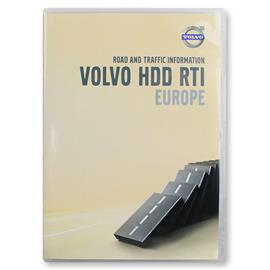 VOLVO / NAVTEQ Europe - RTI (MMM+) - HDD Navigation (2 DVD) 2015 for VOLVO
