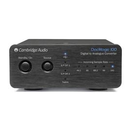 Cambridge Audio DacMagic 100 - digital/analog converter (black / 24-bit/96 kH)