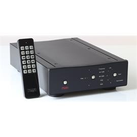 Rega DAC-R REMOTE - digital/analog converter (black)