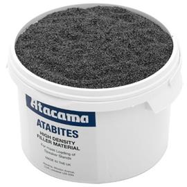 Atacama Atabites SMD-Z 7HD - filler for hifi furniture (7 kg in one bucket / made from metal)