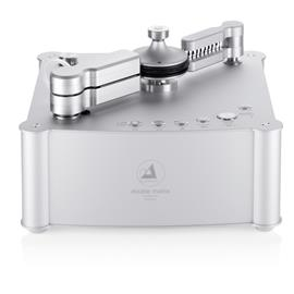 Clearaudio Double Matrix Professional Sonic - record cleaning machine in aluminum silver