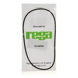 Rega drive belt for record players (for the models P1 - P9, RP1 - RP6 / black)
