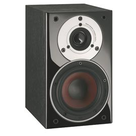 DALI Zensor PICO - 2-Way bass reflex bookshelf-loudspeakers (40-125 W / black ash / 1 pair)