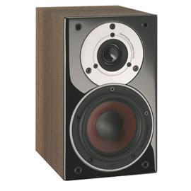 DALI Zensor PICO - 2-Way bass reflex bookshelf-loudspeakers (40-125 W / light walnut / 1 pair)