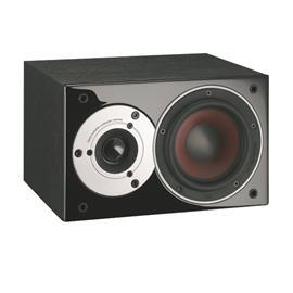 DALI Zensor PICO Vokal - bass reflex centerspeaker (40-125 W / black ash)