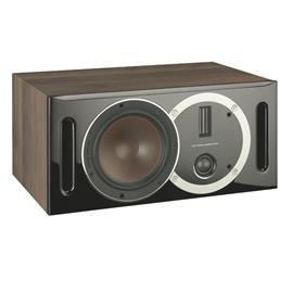 DALI Opticon Vokal - bass reflex centerspeaker (30-150 W / light walnut)