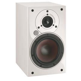 DALI Zensor 1 AX - active 2-Way bass reflex bookshelf-loudspeakers (160 W / white / 1 pair)