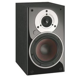 DALI Zensor 1 AX - active 2-Way bass reflex bookshelf-loudspeakers (160 W / black ash / 1 pair)