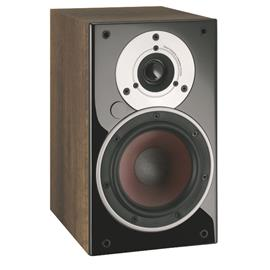 DALI Zensor 1 AX - active 2-Way bass reflex bookshelf-loudspeakers (160 W / light walnut / 1 pair)