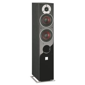 DALI Zensor 5 AX - active 2-Way bass reflex floorstanding loudspeakers (160 W / black ash / 1 pair)
