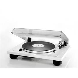 THORENS TD 206 - record player / turntable (incl. Thorens tonearm TP 90 / MM cartridge TAS 267 / high-gloss white)