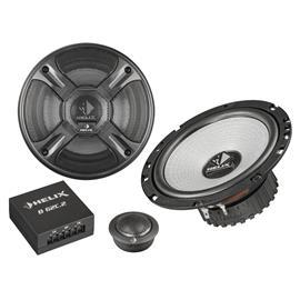 "HELIX B 62C.2 - 2-way loudspeaker component system (2 x 165 mm (2 x 6,5"") woofer / 2 x 25 mm tweeter / incl. crossover & grille)"