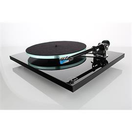 Rega Planar 3 - record player with Rega RB330 tonearm without pickup (high-gloss black / 2016 version)