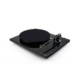 Rega RP6 - record player with external power supply without pickup (piano black / incl. tonearm RB303 / external power supply)