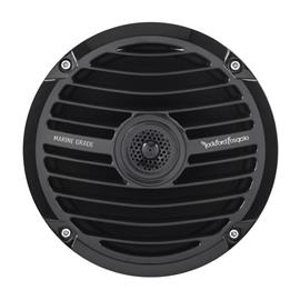 "ROCKFORD FOSGATE RM0652B - Prime Marine Full Range Speakers (150 W / 16,5 cm / 6.5"" / black)"