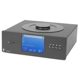 Pro-Ject CD Box RS – high end CD player (toploading CD drive / CD Audio / CD-R / CD-RW / Hybrid SACD / incl. IR remote control / black)