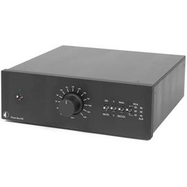 Pro-Ject Phono Box RS - high end phono preamplifier (MM/MC / black)