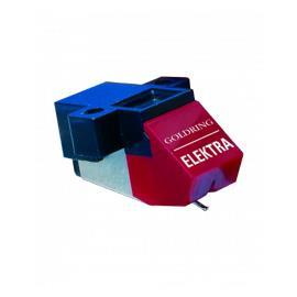 GOLDRING ELEKTRA - MM cartridge system for turntables (Elliptical stylus tip / Moving Magnet)