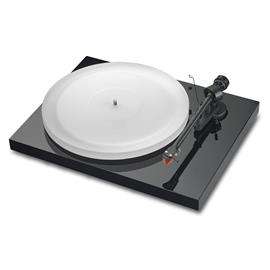 "Pro-Ject Debut III Esprit - record player + Ortofon 2M Red MM-cartridge (piano gloss black / incl 8.6"" tonearm / with acrylic platter)"