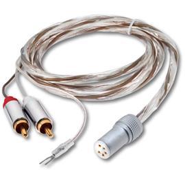 Pro-Ject Connect it 5P-E - cable (RCA to tonearm plug / 1.23 m)