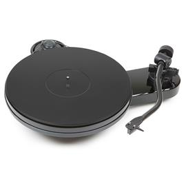 Pro-Ject RPM 3 Carbon - record player incl. tonearm + Ortofon 2M silver MM cartridge (piano gloss black)