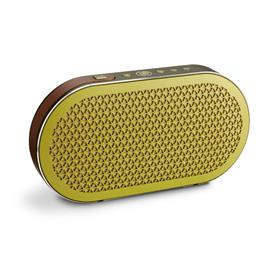 "DALI KATCH - battery powered Bluetooth loudspeaker (in ""Green Moss"" = olive green / 2x 25 W / 2600 mAh internal battery with ca. 24 hours of untethered playback / Bluetooth 4.0 aptX)"