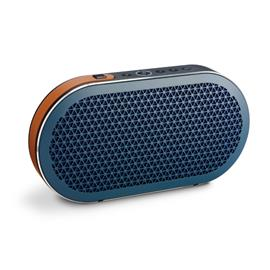 "DALI Katch - battery powered Bluetooth loudspeaker (in ""Dark Shadow"" = dark blue / 2x 25 W / 2600 mAh internal battery with ca. 24 hours of untethered playback / Bluetooth 4.0 aptX)"