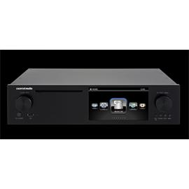 "Cocktail Audio X50 with 2TB 3,5"" hard drive (black / All-in-One HD music server / preamplifier with XLR / phono pre)"
