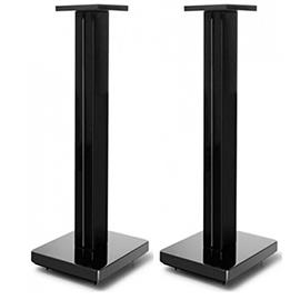 Pro-Ject SB Stand 70 - loudspeaker stands / audiophile speaker stands (725 mm / high-gloss black / 1 pair)