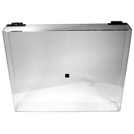 Rega cover / dust cover for the Rega record player models P1, RP1, P2, P3 and P78 (transparent)