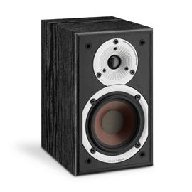 DALI Spektor 1 - 2-Way bass reflex bookshelf-loudspeakers (40-100 Watts / black ash / 1 pair)