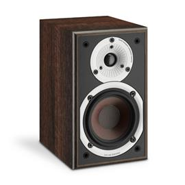 DALI Spektor 1 - 2-Way bass reflex bookshelf-loudspeakers (40-100 Watts / light walnut / 1 pair)