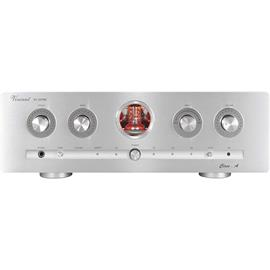 Vincent SV-237MK - hybrid stereo integrated amplifier (2 x 150 Watts RMS to 8 Ohm / 2 x 250 Watts RMS to 4 Ohm / class-A / incl. remote control / silver)