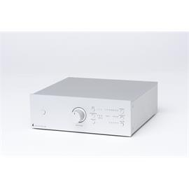 Pro-Ject Phono Box DS2 USB - phono preamplifier (HiRes digital USB output / silver)