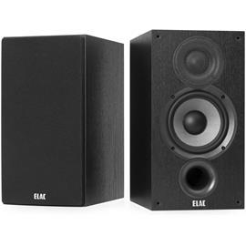 Elac Debut B5.2 - bookshelf loudspeakers (black / 120 Watts maximum power input / 1 pair)