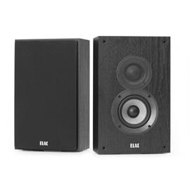 Elac Debut 2.0 OW4.2 by Andrew Jones - 2-way on-wall loudspeakers (80 Watts / black / for wall mounting / 1 pair) - special price!