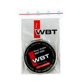 WBT - 0805 - Silver Solder (lead-free silver solder / 42 g coil)