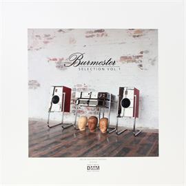 inakustik Burmester Selection Vol. 1 (11 tracks / 2 x 180 gram vinyl / gatefold LP / 45 rpm)