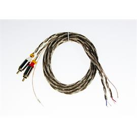 Pro-Ject Connect it RCA-E - stereo RCA cable (1.23 m / RCA - open end)