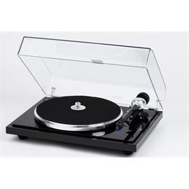 EAT B-Sharp - turntable incl. tonearm + Ortofon MM cartridge 2M Blue (piano black)