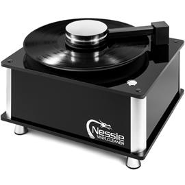 Nessie Vinycleaner - record-cleaning machine (black)