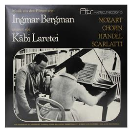 ATR Käbi Laretei: Music from the films of Ingmar Bergman - LP (180 gram vinyl / ATR Mastercut Recording LP / new & sealed / ATR-LP 005)