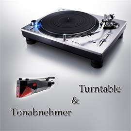 Technics + Ortofon PACKAGE OFFER: TECHNICS - Grand Class SL-1200GR - record player (silver) + ORTOFON - 2M Red PnP - MM cartridge