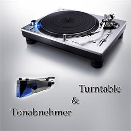 Technics + Ortofon PACKAGE OFFER: TECHNICS - Grand Class SL-1200GR - record player (silver) + ORTOFON - 2M Blue PnP - MM cartridge