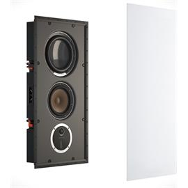 DALI Phantom S-180 - in-wall loudspeaker (40 - 200 Watts / with white lacquered frame / 18.5 kg / 1 piece)