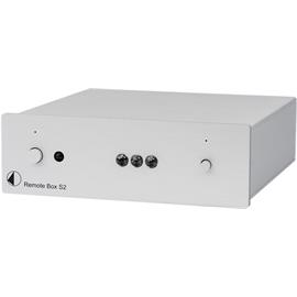 Pro-Ject Remote Box S2 - high end IR remote control (controls all Box Design components / App control for enhanced comfort / silver)