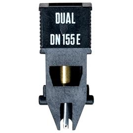 Ortofon Dual DN 155 E - replacement stylus (suitable for the Dual ULM 50 E, Dual ULM 55 E, Dual TKS 50 E, Dual TKS 52 E, Dual TKS 55 E cartridge systems)