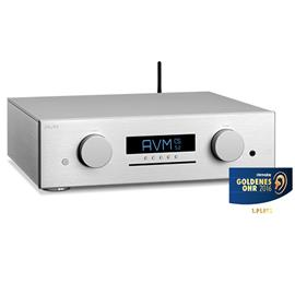 AVM EVOLUTION CS5.2 - all-in-one device (streaming / CD receiver / 2 x 330 Watt / silver)