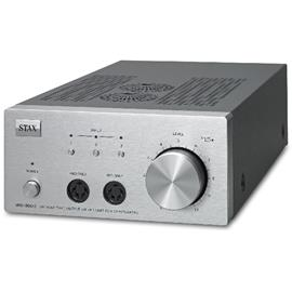 STAX SRM-006tS - audiophile headphone amplifier (silver)