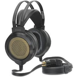 STAX Omega SR-007 Reference MK 2 - high-end electrostatic reference headphones (black)